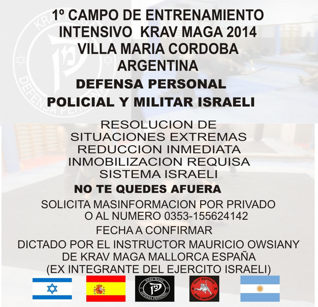 SEMINARIO POLICIAL